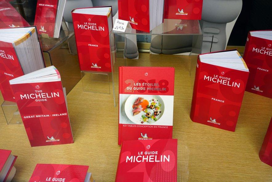 Michelinov rdeči vodnik je najprestižnejši gastronomski vodnik na svetu.
