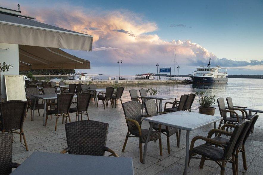 Hrvaška obala je to poletje veliko bolj prazna.
