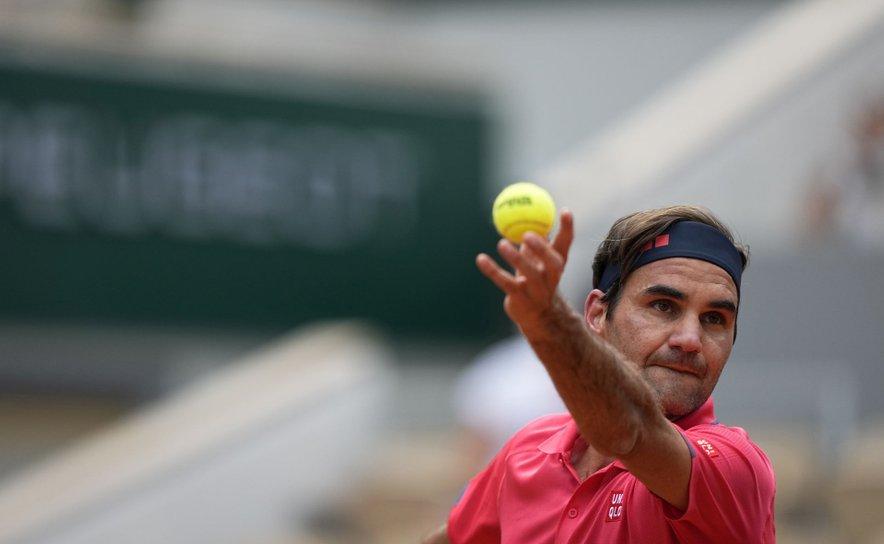 Roger Federer bo pred OP ZDA praznoval 40. jubilej.