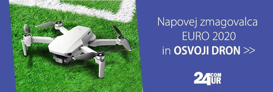 Pasica za nagradno igro dron