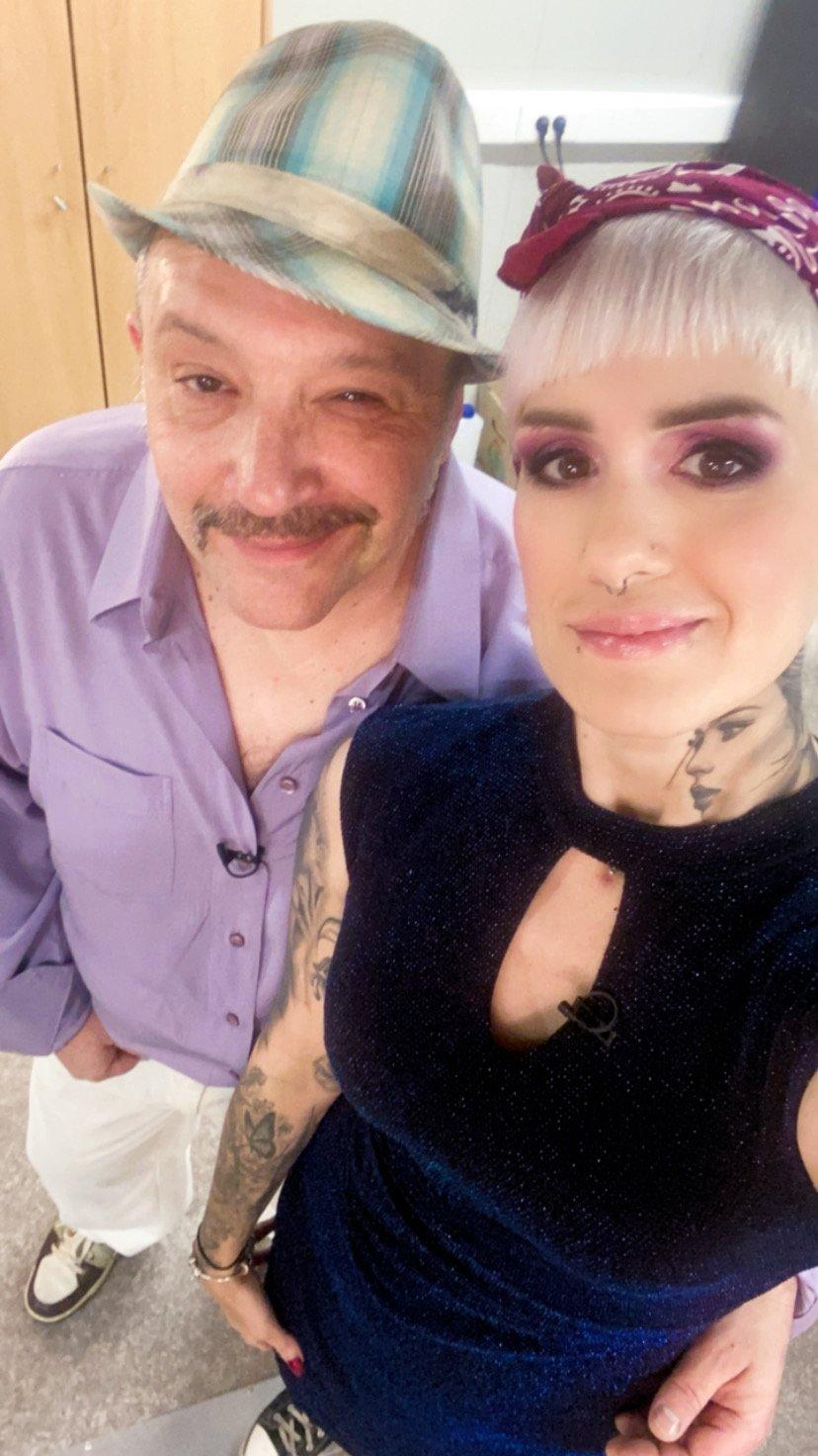 Natalija in Adam Šerc