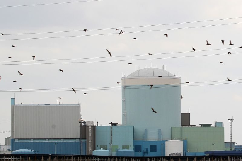 Jedrska elektrarna Krško.
