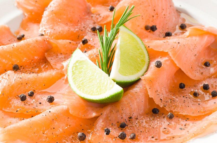 Losos za večjo porabo kalorij