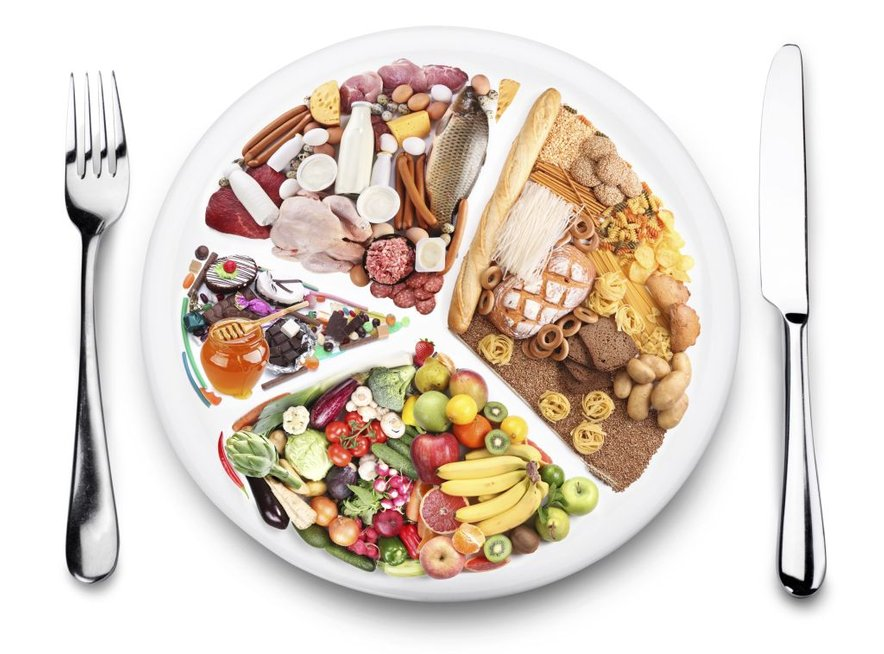 Za malico dieta narekuje živalske beljakovine, zelenjavo, kompleksne ogljikove hidrate in stročnice.