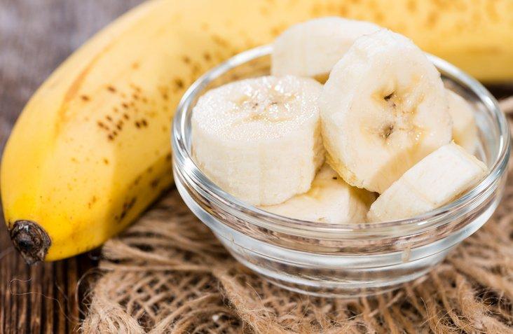 Banane so eden najboljših virov kalija na svetu.