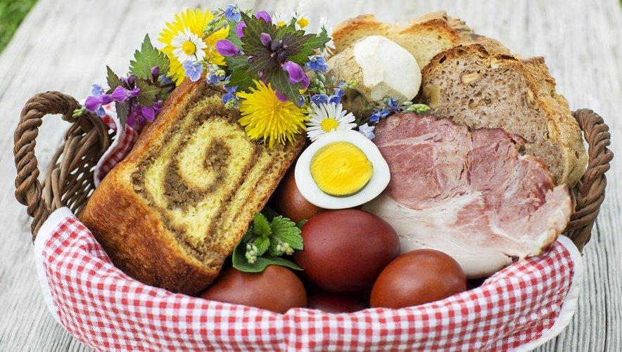 Ob pripravi štefani pečenke lahko porabite praktično vse ostanke velikonočne pojedine.
