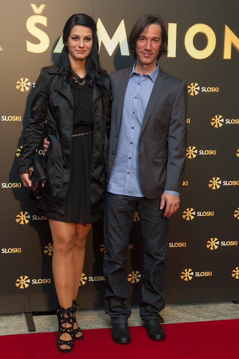 Znani slovenski par je imel v preteklosti številne zakonske težave.
