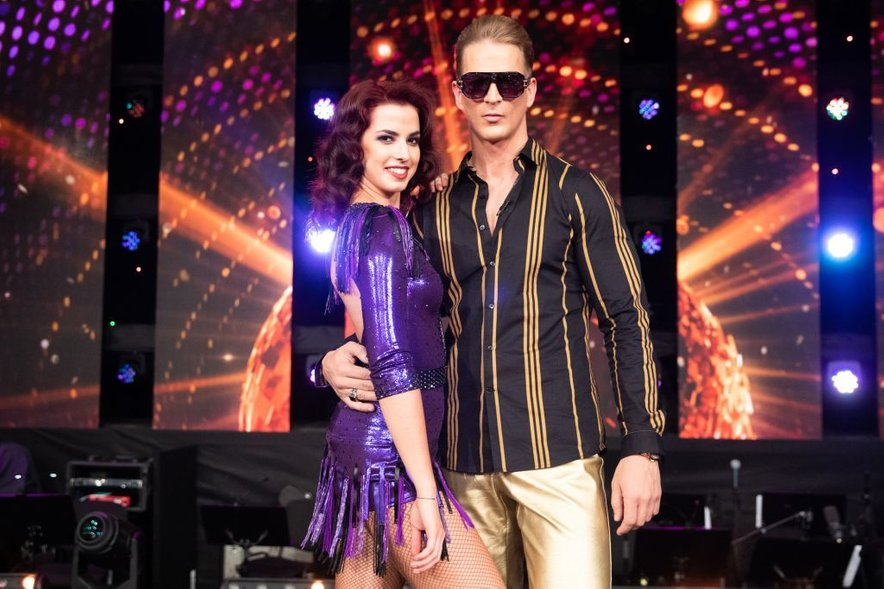 Tudi Igor Mikić je to nedeljo v šovu Zvezde plešejo plesal zadnjič.