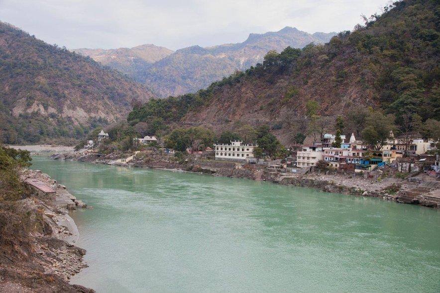 Reka Ganges je indijska sveta reka.