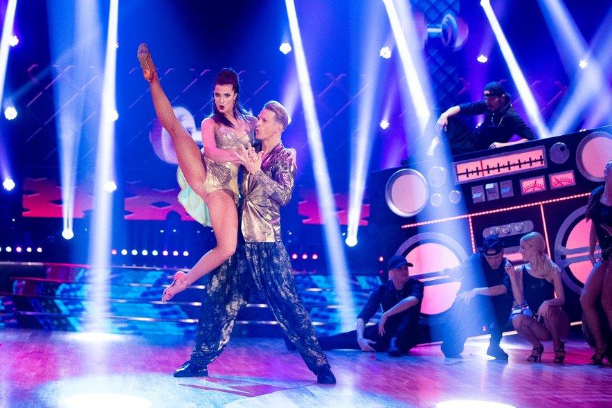 Igorjev ples je prvi v zgodovini šova Zvezde plešejo, ki je 'pokasiral' enico.
