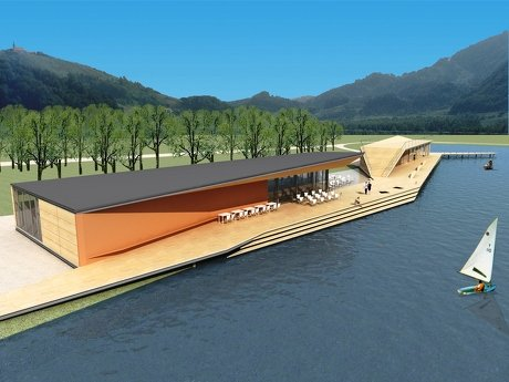 S turističnimi objekti ob jezeru bi lahko občini Rogaška Slatina in Podčetrtek povečali število nočitev na milijon.