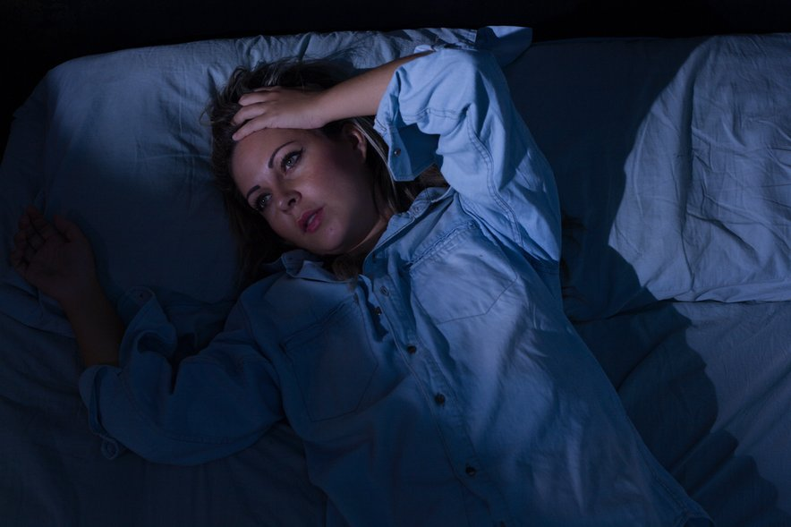 Se zaradi tesnobnih občutij ponoči zbujate?
