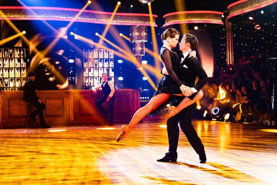 Gregor Kirsch letos prvi zapušča tekmovanje Zvezde plešejo.