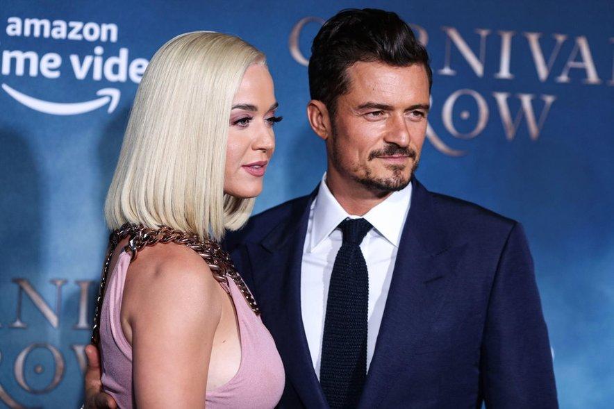 Orlando Bloom in Katy Perry sta bila par že leta 2016, vendar sta se leta 2017 razšla.