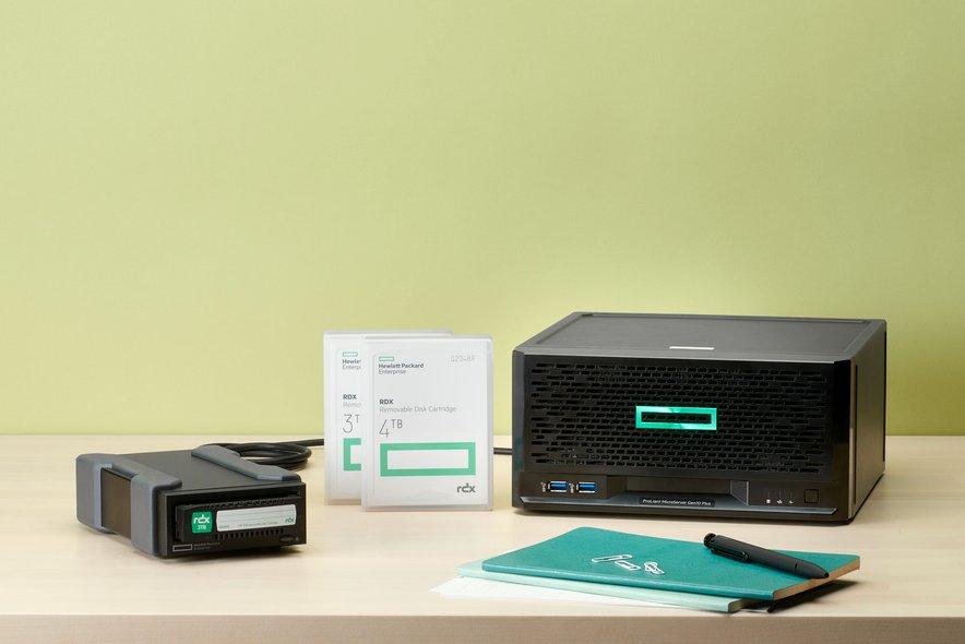 HPE MicroServer Gen10 Plus