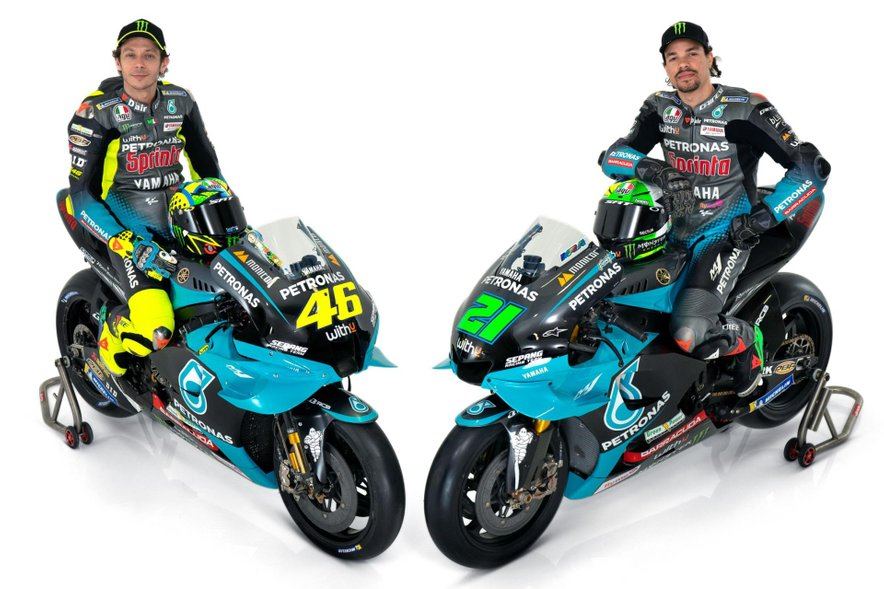 Moštvo Petronas Racing za sezono 2021