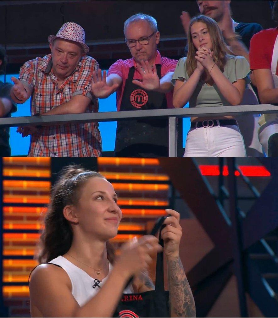 Ljubezen v MasterChefu Slovenija