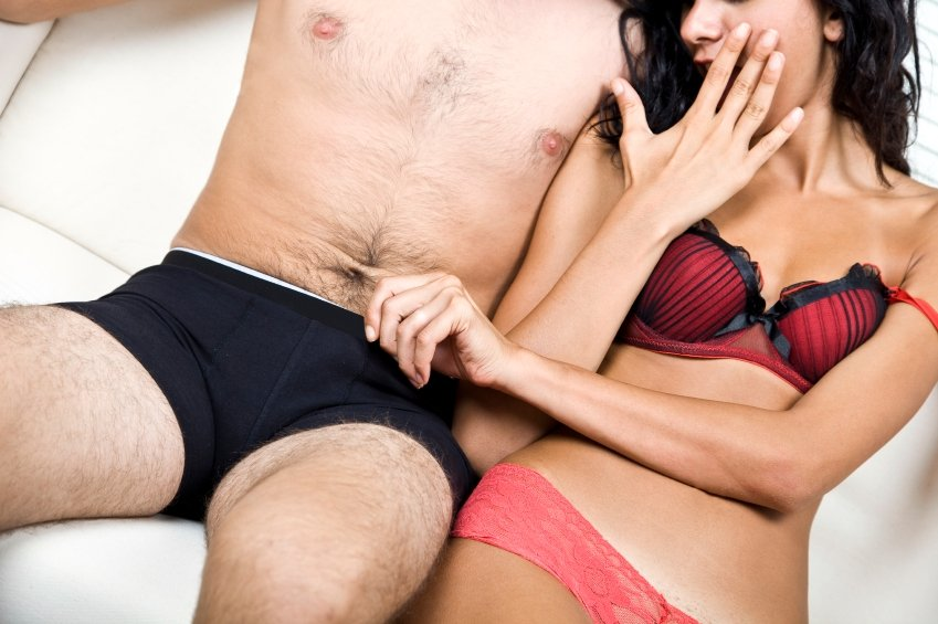 moški in ženska