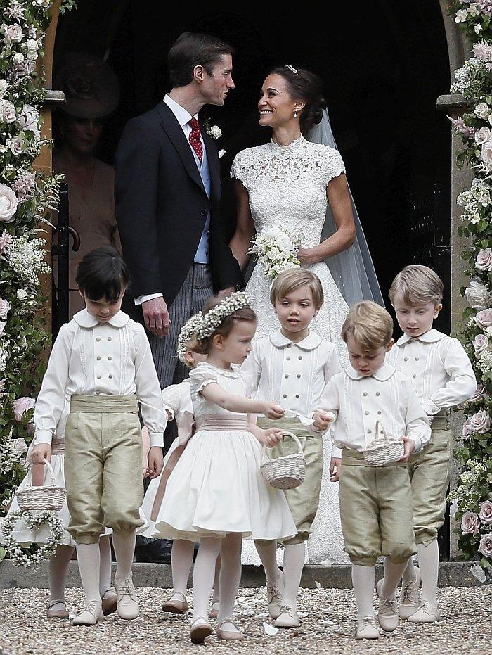 Pippa Middleton in James Matthews po poroki - 5