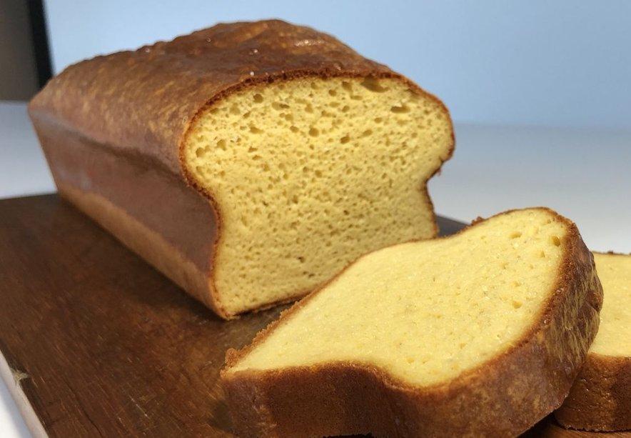 Kruh brez moke