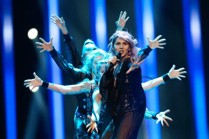 Lea nas je lani na Evroviziji odlično zastopala s pesmijo 'Hvala, ne!'.
