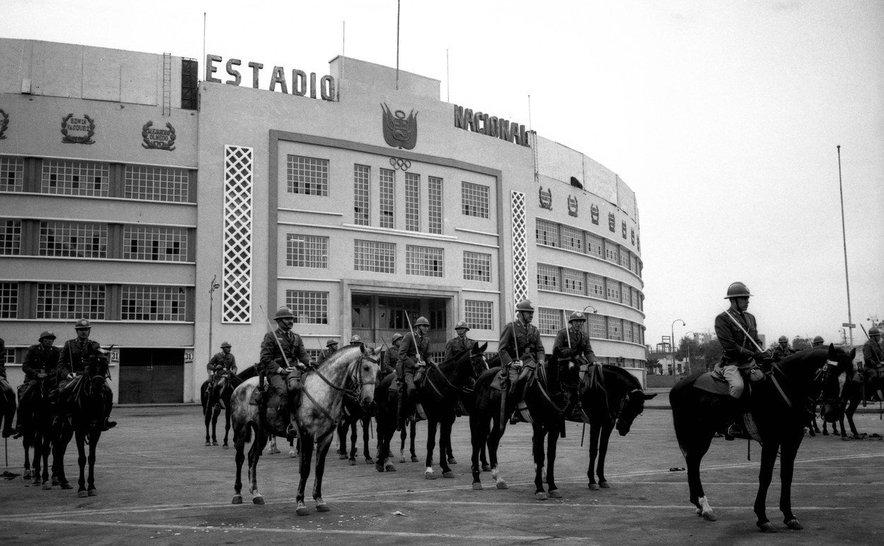 Stadion, ki je vzel več sto življenj.