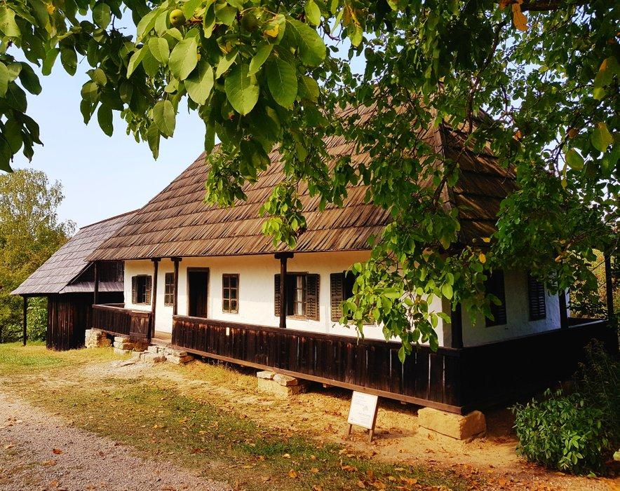 Stara hiša.