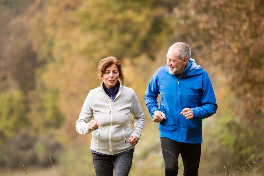 Študija je pokazala, da je že eno polurno gibanje izboljšalo spomin pri ljudeh, ki so bili stari od 55 do 85 let.
