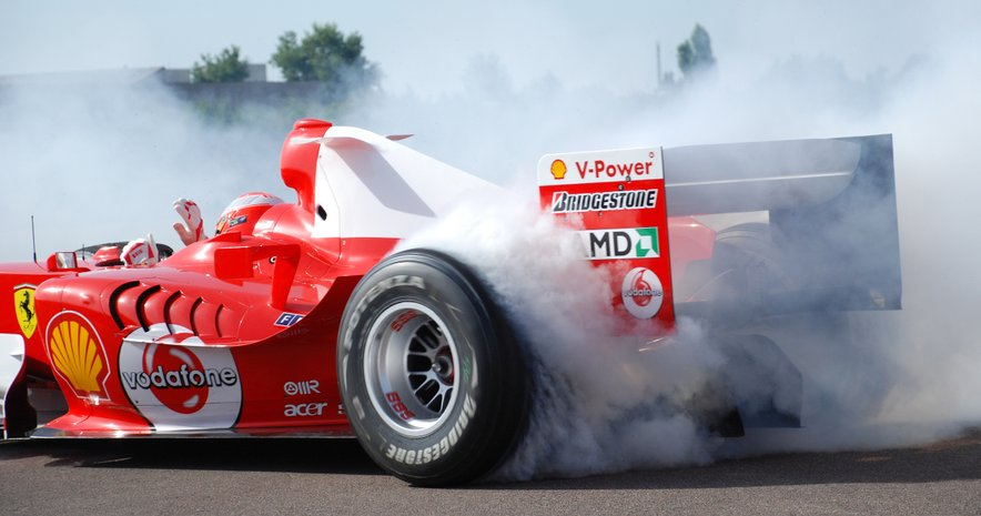 Michael Schumacher je v formuli 1 pustil neizbrisljiv pečat.