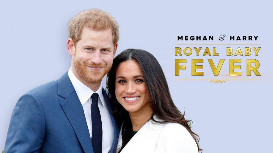 Harry in Meghan: Baby boom