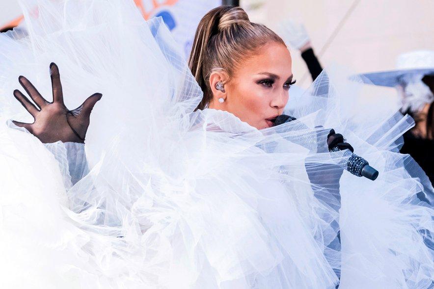 Jennifer Lopez se pripravlja na poletno turnejo It's My Party Tour.