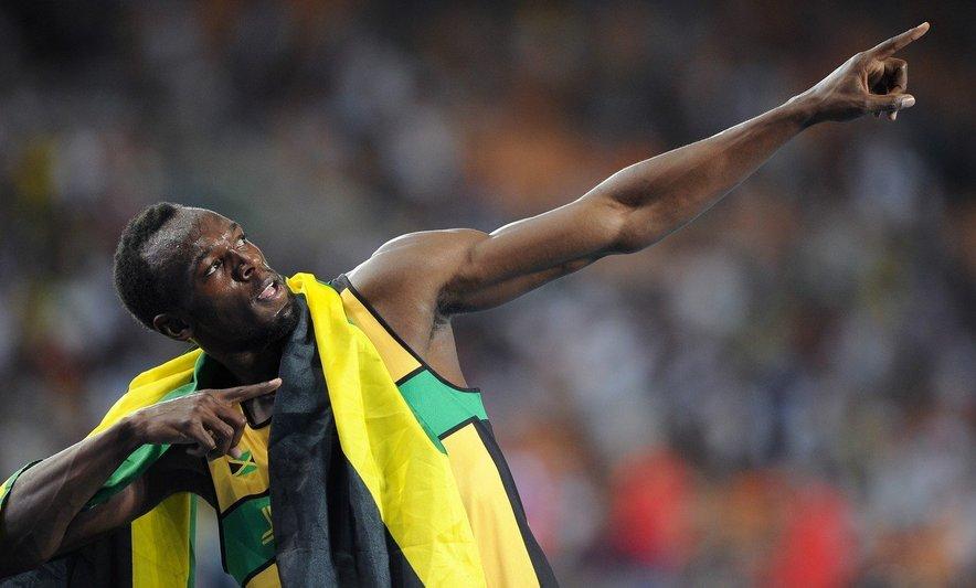 Usain Bolt je osvojil srca mnogih.