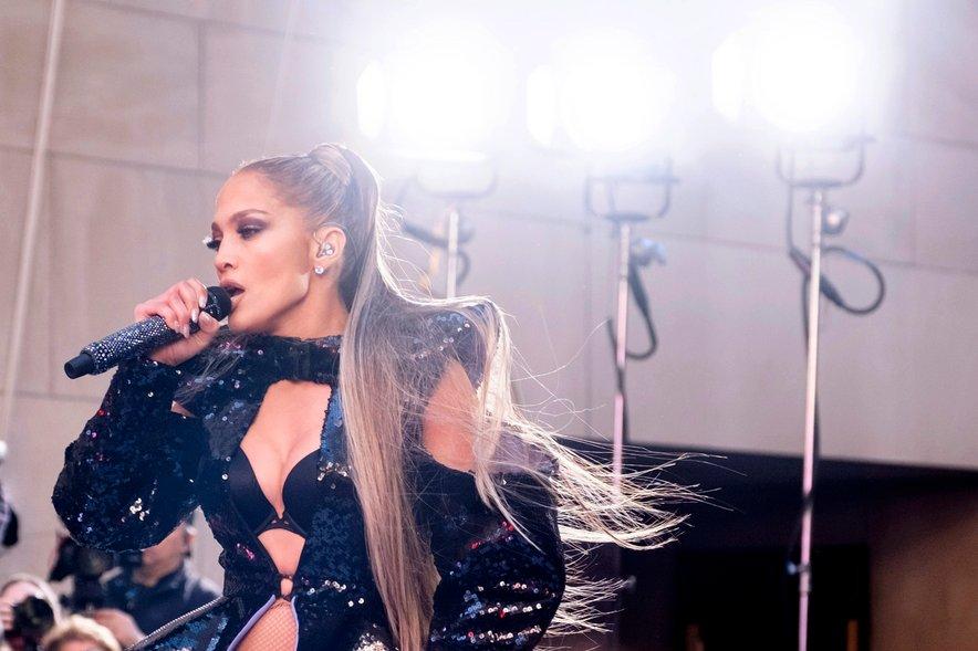J.Lo je zelo ponosna na svojo hčerko Emme, ki je dokazala, da je pevski talent podedovala po svojih starših.