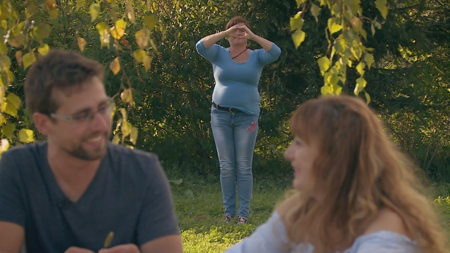 Darja se bo še vedno trudila, da bi skupaj spravila Moniko in Nejca.