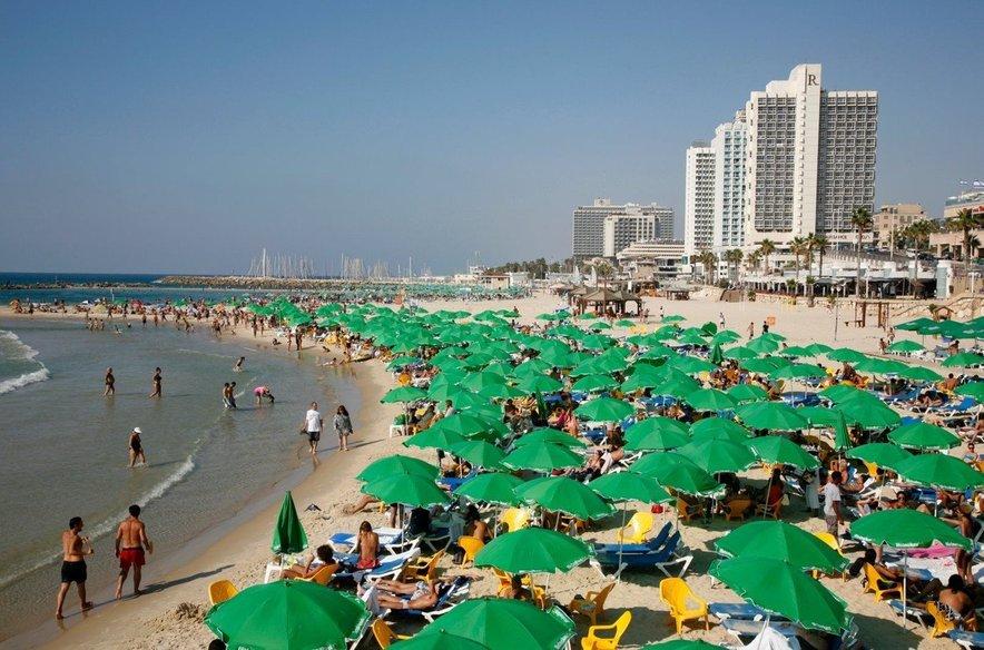 Uradna evrovizijska zabava naj bi potekala na treh koncertnih odrih – na plaži!