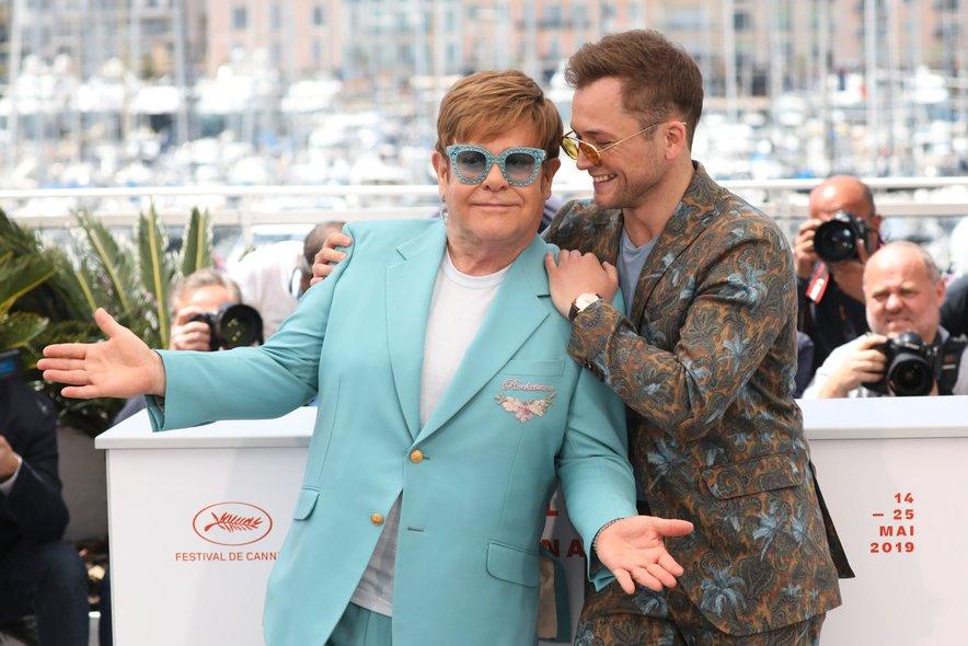 Rocketman, biografska glasbena drama o Eltonu Johnu, je bil eden najbolj pričakovanih filmov na letošnjem festivalu.