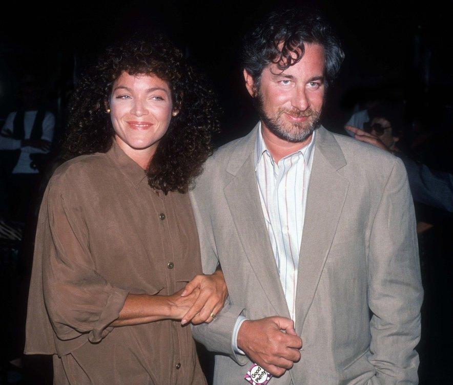 Amy Irving in Steven Spielberg