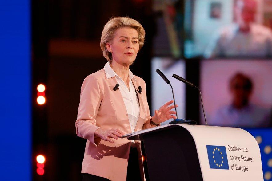 Ursula von der Leyen bo prihodnji teden obiskala pet držav in jim predstavila ocene njihovih načrtov za okrevanje in odpornost.