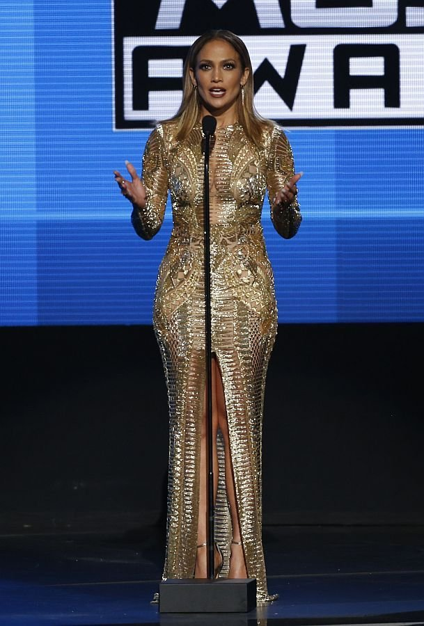 Jennifer Lopez AMA (American Music Awards) - 1