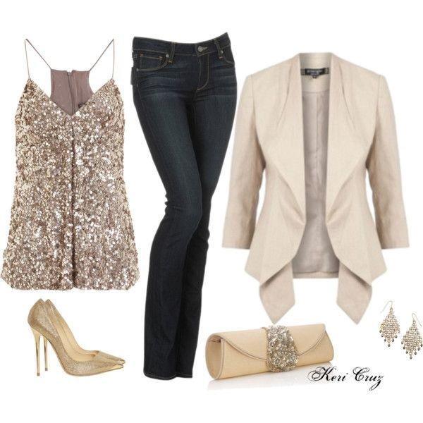Oblačila za novoletno zabavo - 4