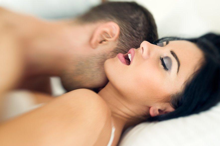 Ženske lažje dosežejo pravo razpoloženje s pomočjo sproščanja.