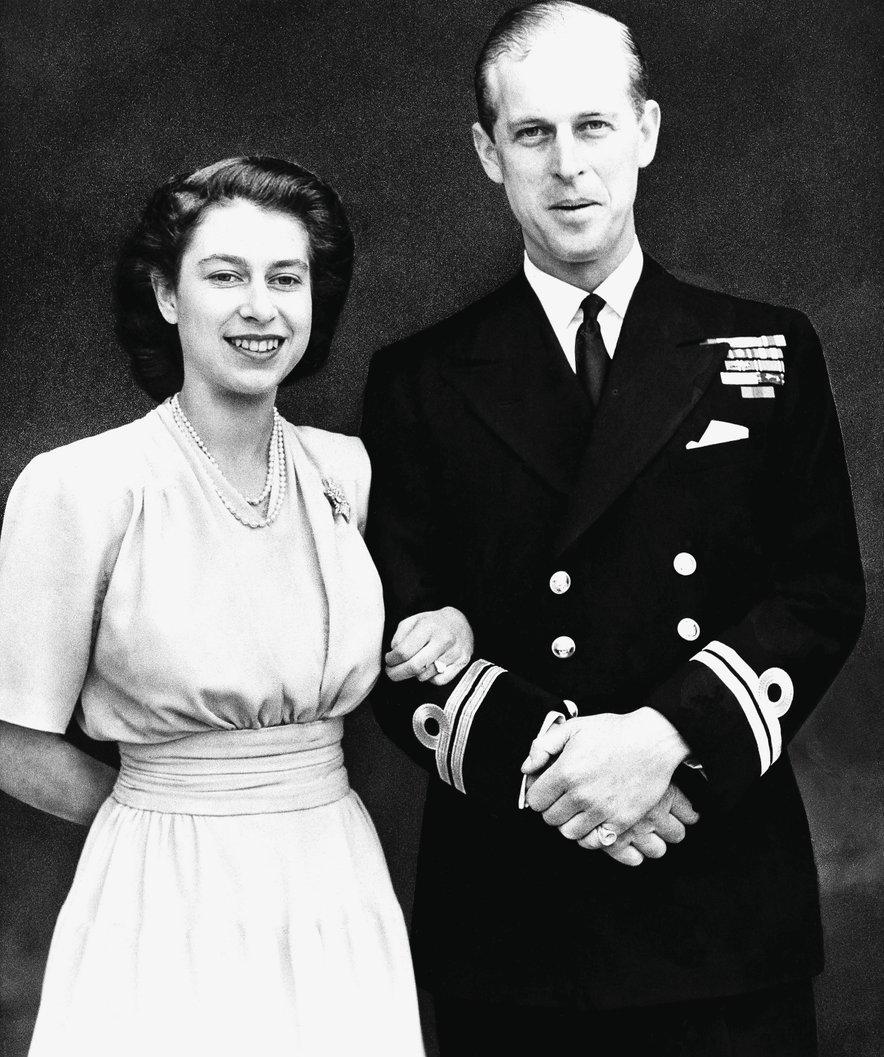 Princ Filip je imel pred poroko pomisleke.