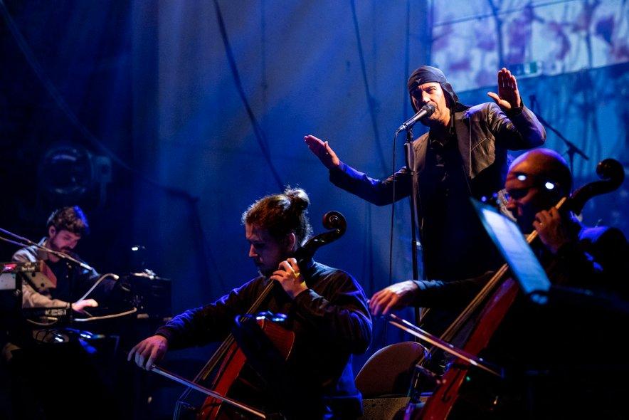 Laibach: The Sound of Music v Gradcu