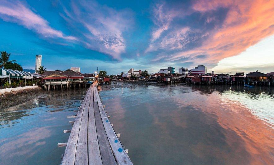 Penang, Malezija