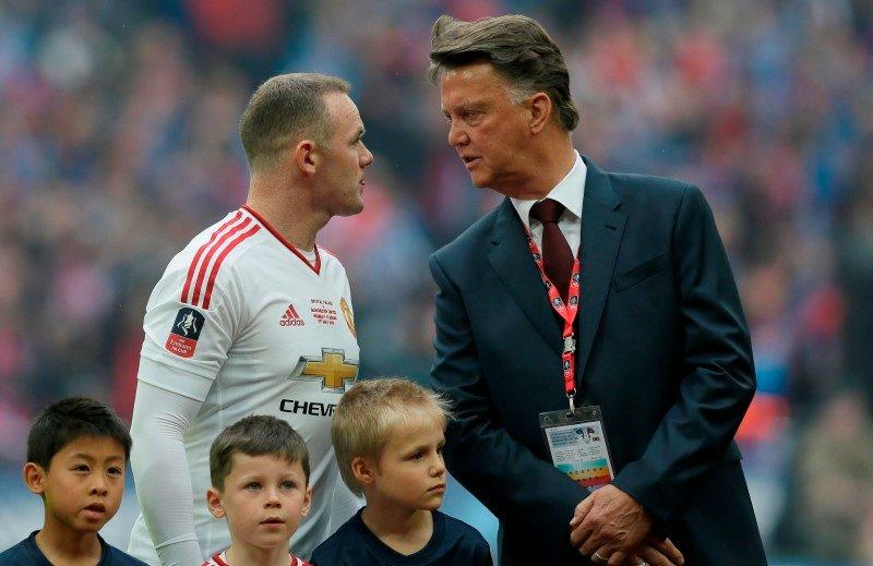 Louis van Gaal je nazadnje vodil Manchester United (med letoma 2014 in 2016).