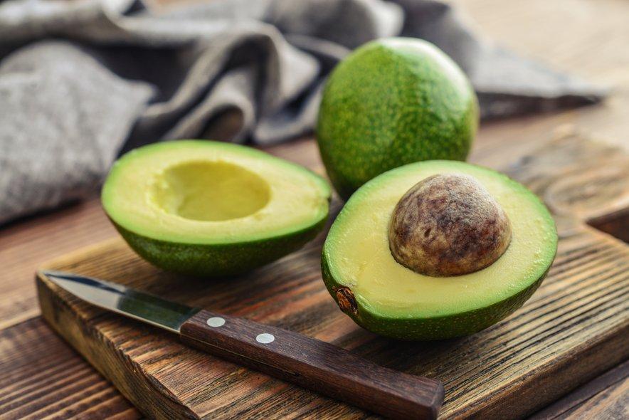 Avokado vsebuje 20 različnih vitaminov in mineralov.