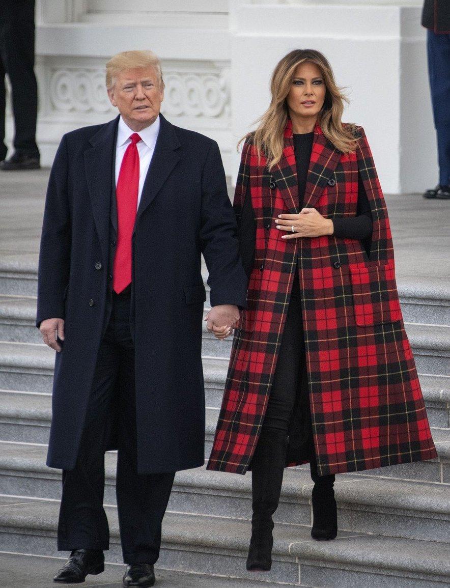 V Beli hiši se že pripravljajo na praznike.