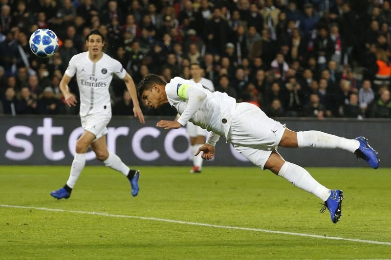 Thiago Silva bo sezono zaključil v dresu Parižanov.