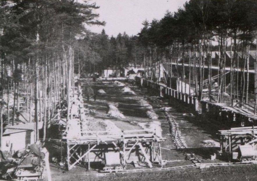 Čeprav je Nemčija to ozemlje štela za svoje, odločitve o gradnji tovarne niso sprejeli v Mariboru.