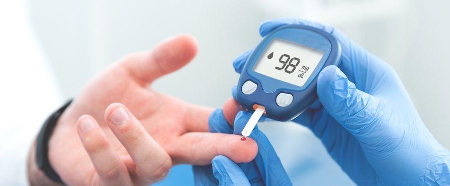 Merjenje krvnega sladkorja